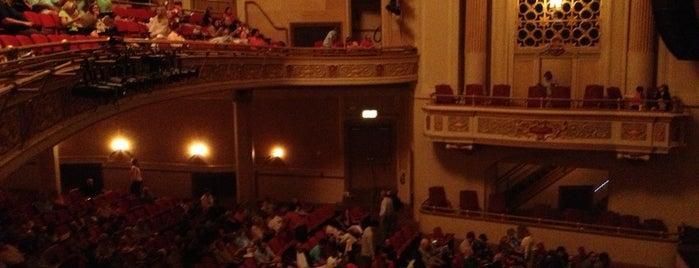 Saenger Theatre is one of Locais curtidos por Michael.