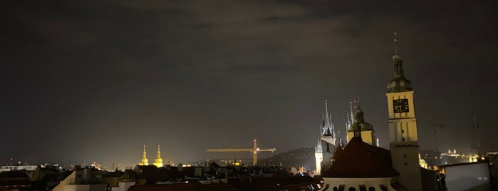 Staré Město is one of Praha.