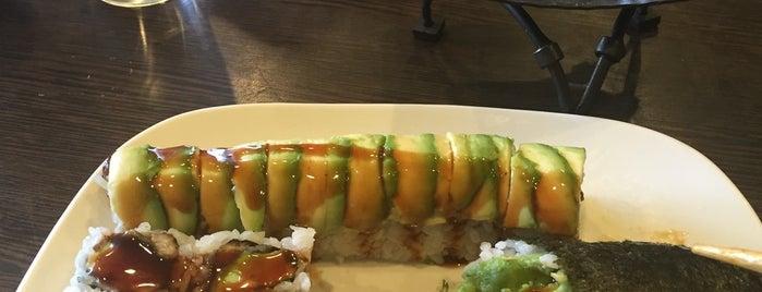 Fuji Sushi is one of 寿司.