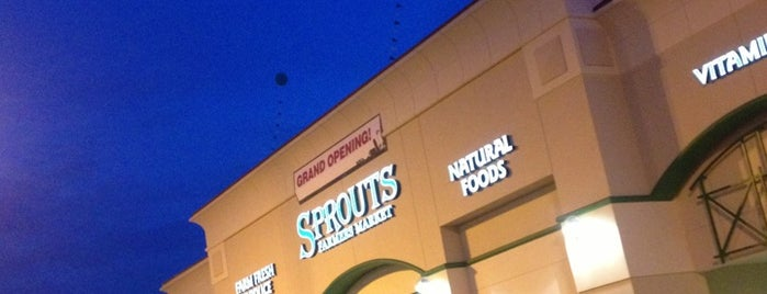 Sprouts Farmers Market is one of Steve : понравившиеся места.