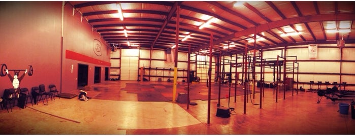 Crossfit Indian Trail is one of Most Frequent stops in Charlotte..
