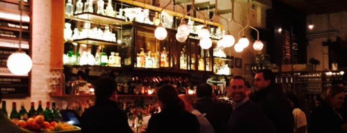 Saxon + Parole is one of SoHo Wine & Dine.
