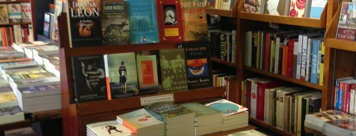 Three Lives & Company is one of Favorite Bookstores.