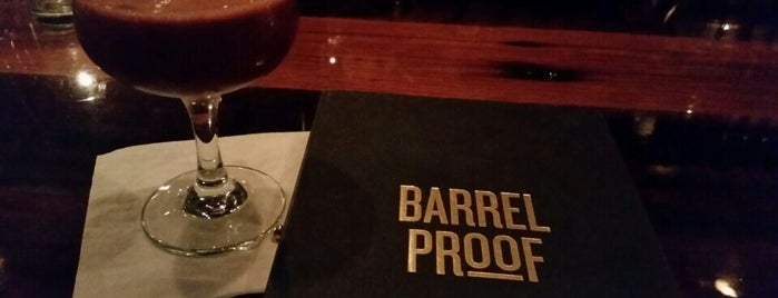 Barrel Proof is one of New Orleans.