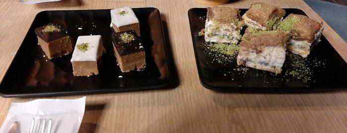 Dondurmacı Rafet İpek Usta Cafe Bistro is one of Posti che sono piaciuti a Dr. Murat.