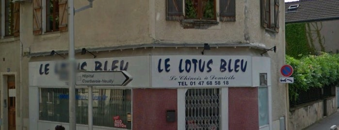 Le Lotus Bleu is one of RestO.