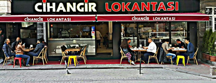 Cihangir Lokantası is one of Orte, die Şahin gefallen.