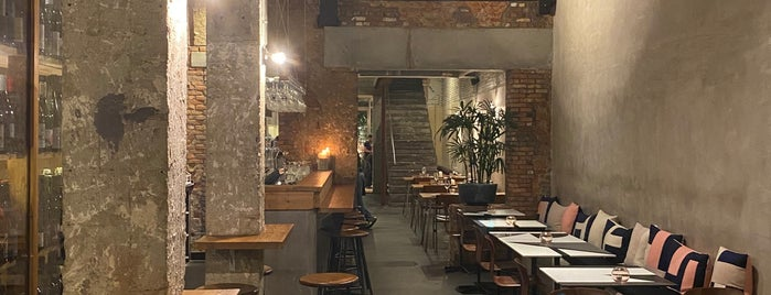 Restaurant Veranda is one of Coffee & food Antwerp.