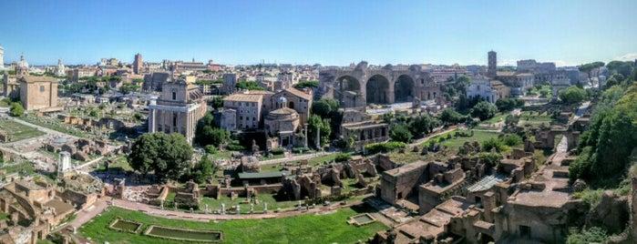 Criptoportico Neroniano is one of ROMA.