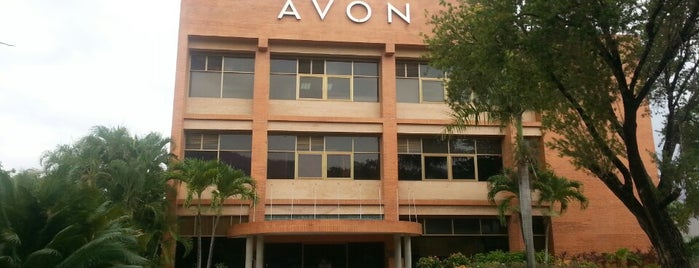 Avon Cosmetics C.A. is one of Lieux qui ont plu à Alberto J S.