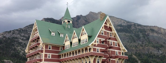 Prince Of Wales Hotel is one of International: Hotels.