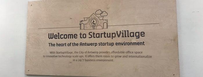 Startup Village is one of Antwerp.