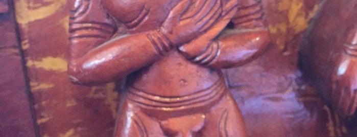 Darshana is one of Lieux qui ont plu à Ed.
