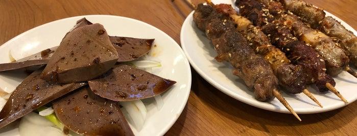 羊香味坊 is one of 気になる.