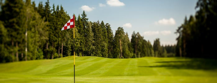 Moscow Country Club is one of Lugares favoritos de Egmont.