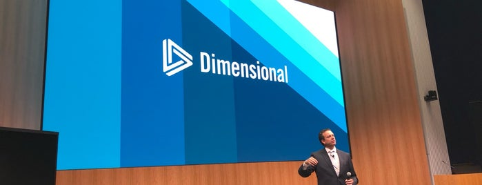Dimensional Fund Advisors is one of Locais curtidos por Kelly.