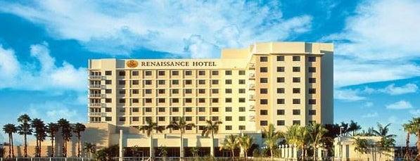 Renaissance Ft. Lauderdale Plantation is one of Ft Lauderdale to Stuart FL.