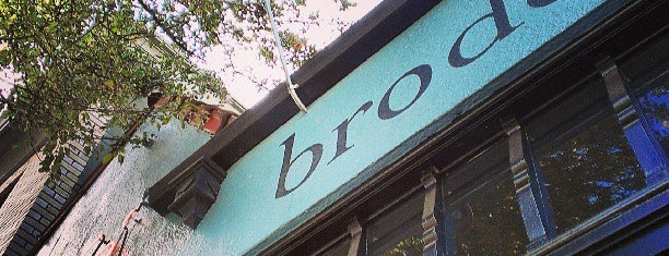Bröder Cafe is one of PDXcellent.