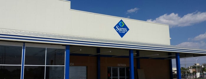 Sam's Club is one of Marteeno 님이 좋아한 장소.