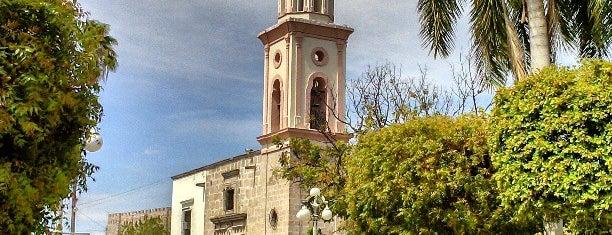 El Fuerte, Sinaloa is one of Locais curtidos por Gaston.