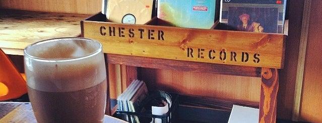 Hopscotch Coffee & Records is one of Tempat yang Disimpan Evan.