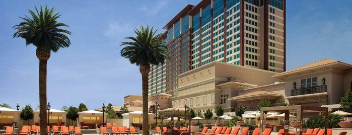Thunder Valley Casino Resort is one of Casinos.