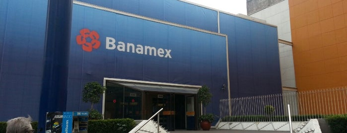Citibanamex is one of Orte, die Cesar gefallen.