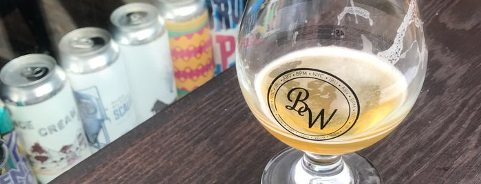 Bierwax is one of Bars to try.