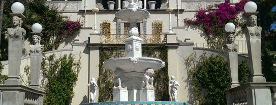 Hearst Castle is one of West Coast 2015.