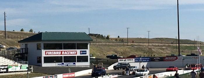Firebird Raceway is one of Alexis'in Beğendiği Mekanlar.