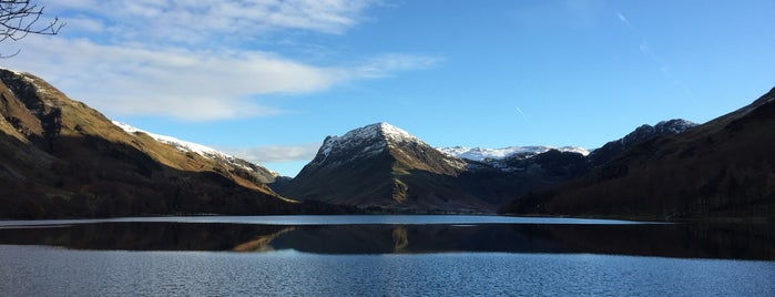 Buttermere is one of Exploring UK.