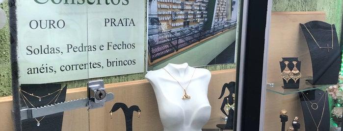 NTH Semijoias is one of สถานที่ที่ Juliana ถูกใจ.