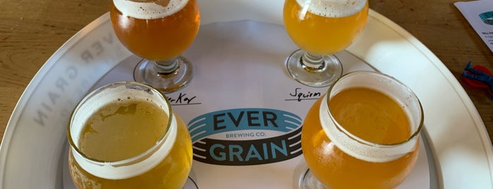 Ever Grain Brewing Co. is one of Beer time.