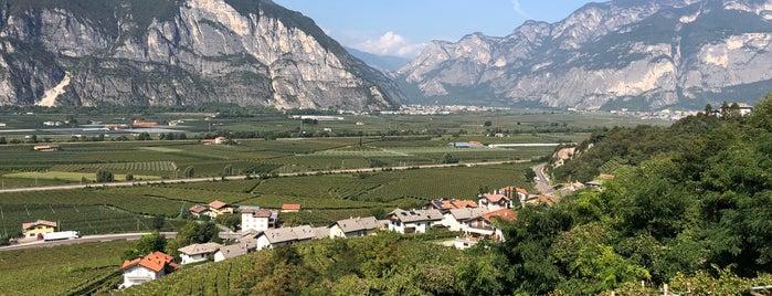 Trattoria Vecchia Sorni is one of Italy.