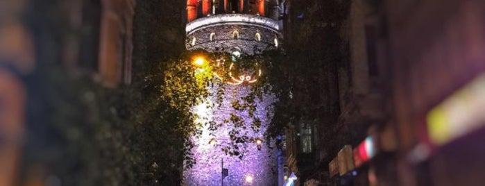 Istanbul Galata Kulesi is one of Ordan Burdan Favoriler.