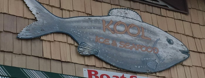 Kool Ice & Seafood is one of Alfredさんのお気に入りスポット.