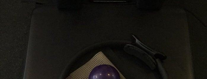 Pilates Reforming New York - 38th St is one of Posti che sono piaciuti a Stefanie.