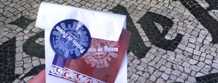 Pasteleria De Belem is one of Lisbon.