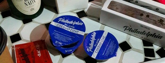 Philadelphia Roll&Bowl is one of New.