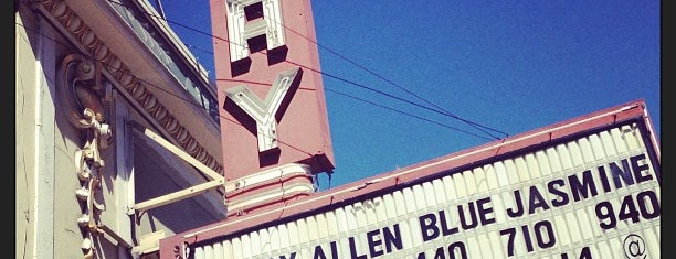 The Fillmore is one of Bay Area.