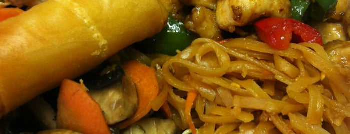 Thai Kitchen Cafe is one of Runs specials.