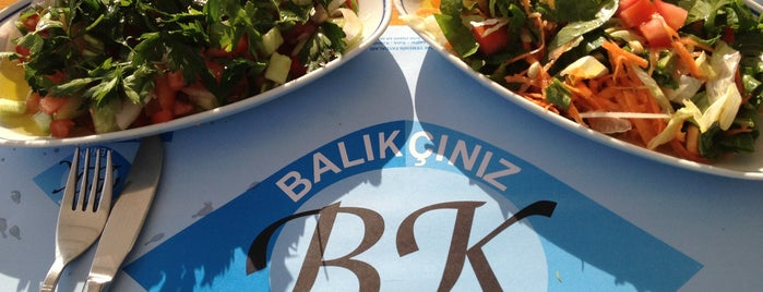 Balıkçı Kenan is one of Bahçeşehir Mekanlar.