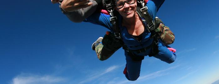 Skydive Elsinore is one of LA LA Land.