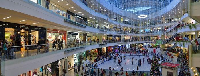 Centro Santa Fé is one of Los centros comerciales más populares en el DF.