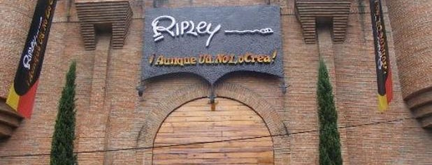 Museo Ripley is one of Museos imperdibles en el DF.