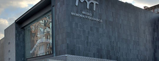 Museo Memoria y Tolerancia is one of Museos imperdibles en el DF.