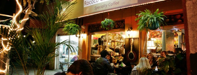 Rococó Café Espresso is one of Restaurantes y cafés en La Condesa.