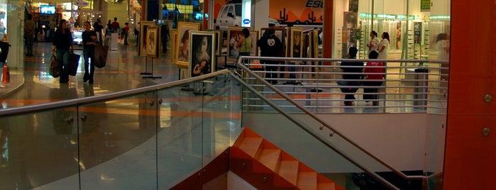 Parque Delta is one of Los centros comerciales más populares en el DF.