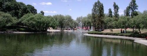 Parque Tezozómoc is one of Los mejores lugares para correr en el DF.