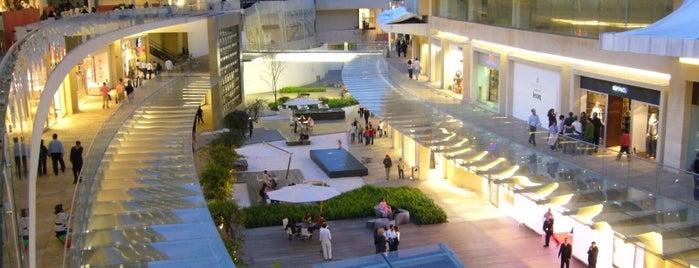 Los centros comerciales más populares en el DF
